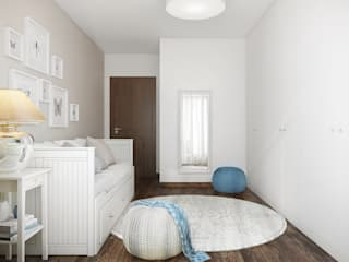 DZINE & CO, Arquitectura e Design de Interiores Modern style bedroom