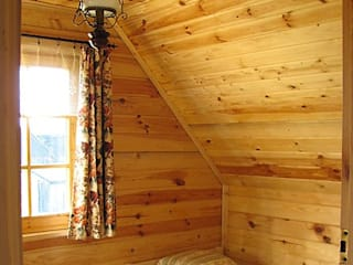 country Bedroom by Biuro Projektów MTM Styl - domywstylu.pl