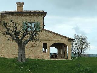 Casas de estilo rústico de Nadia Moretti Rústico