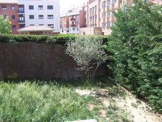 Obra de jardinería y terraza de Paisaje Jardinería
