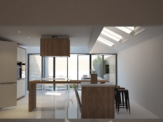 Kitchen by OverAlls architecture