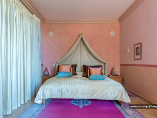 homify Colonial style bedroom