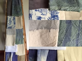 Textiles de CLC de CLC Arquitectura & Diseño de Interiores Ecléctico