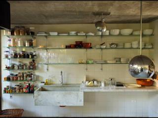 Cocinas rurales de Arquitecto Alejandro Sticotti Rural