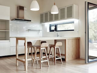 Modern dining room by the 1st penguin Modern