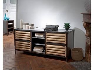 Buffet style industriel Williamsburg:  de style  par factorychic.