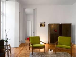Гостиная в . Автор – Alberto Caetano, Модерн