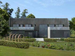 Ludgate Barn Maisons modernes par Clear Architects Moderne