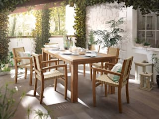 Sunchairs GmbH & Co.KG Garden Furniture Kayu