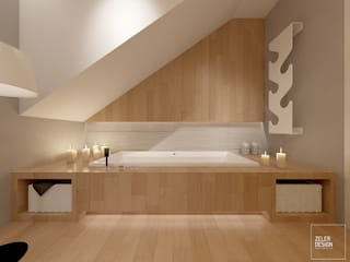 max wood: styl , w kategorii  zaprojektowany przez Zeler Design,