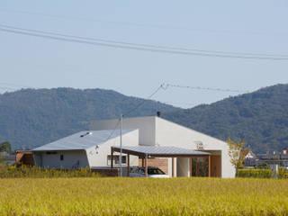 ダイチノイエ: toki Architect design officeが手掛けた家です。,