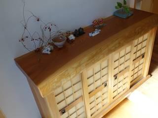 オーダーメイド家具: 木工房 創舎(sou-ja)が手掛けた折衷的なです。,オリジナル