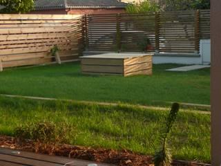 JARDIN DE TRAVERSES Jardin minimaliste par Constans Paysage Minimaliste
