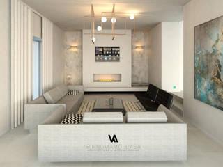 Modern living room by RINNOVIAMO CASA Modern
