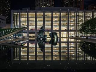 Lineamenti di Architettura Contemporanea - NYC Case moderne di Alessio Forlano Architettura e Fotografia Moderno