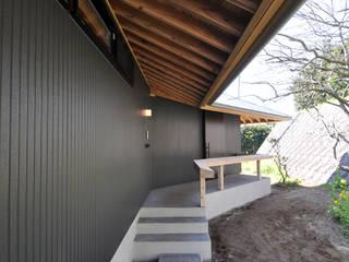 鹿児島の家: 後藤耕太建築工房が手掛けた家です。
