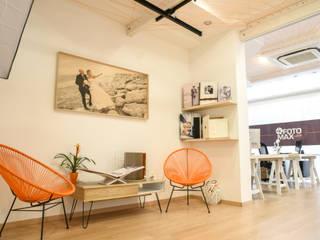 Studio Foto Max Spazi commerciali moderni di Arkinprogress Moderno