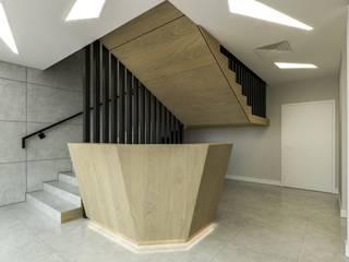 Grodzisk Mazowiecki - biuro 200 m kw. od Casa Marvell Nowoczesny