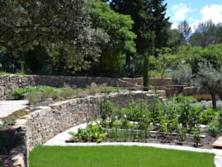 Le jardin des rachalans: Jardin de style  par Archivert