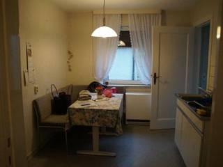 In die Jahre gekommende Immobilie:   von HomeStaging Corinna Ruland