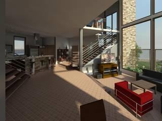 Living room by Diseño Store, Modern