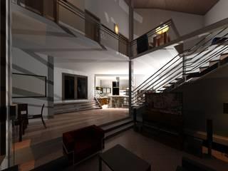 Corridor & hallway by Diseño Store, Modern