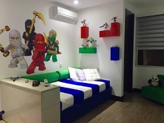 ea interiorismo Modern nursery/kids room