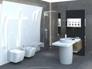 LOR:  de estilo  de Estudio de Arquitectura, Interiorismo, Decoración y Urbanismo. 968 73.00.53,