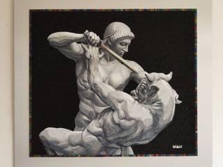 classic  by Mosaico Arte e Mestieri      - Pracownia mozaiki artystycznej, Classic