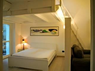 enrico girardi architetto Colonial style bedroom