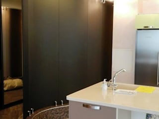 Стеклянная перегородка в квартире от Стекло Технологии Москва Минимализм