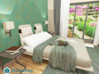 Modern style bedroom by 3d Casa Design Modern