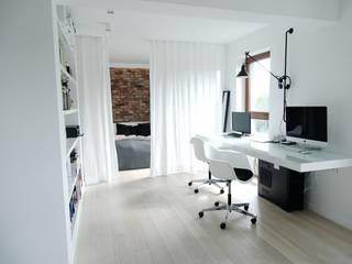 MINIMOO Architektura Wnętrz Study/office