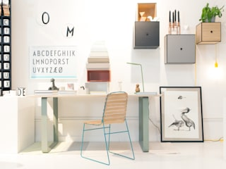 Filou chair: modern  von Nui Studio,Modern