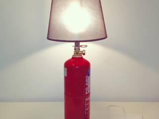 Candeeiro de extintor:   por 5L.CincoLitros