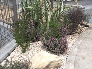 株式会社ムサ・ジャパン ヴェルデ Modern garden Sandstone Beige