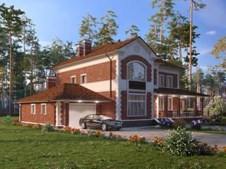 Мирабель_299 кв.м.:  в . Автор – Vesco Construction