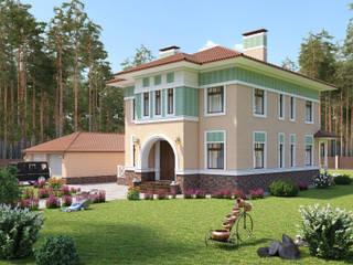 Тиффани_219 кв.м.:  в . Автор – Vesco Construction