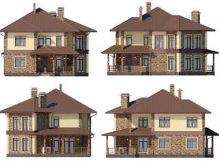 Гарант_227 кв.м.:  в . Автор – Vesco Construction