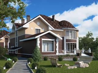 Таскана_459 кв.м.:  в . Автор – Vesco Construction