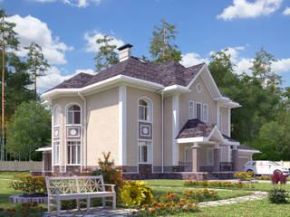 Соната_324 кв.м.:  в . Автор – Vesco Construction