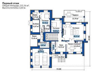 Пралине_393 кв.м.:  в . Автор – Vesco Construction