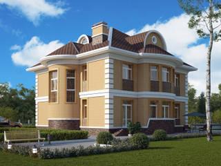 Валери М_371 кв.м.:  в . Автор – Vesco Construction