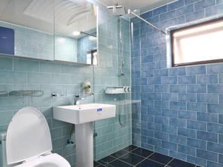 우리가족에게 전원주택이란, : 한글주택(주)의  욕실