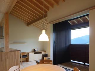 ダイニング: 芦田成人建築設計事務所が手掛けたダイニングです。