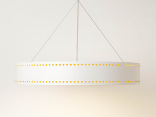 Oriel 600 pendant light:   by Designed by Light
