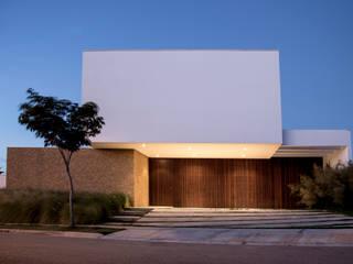 RESIDÊNCIA CS Casas modernas por F:POLES ARQUITETOS ASSOCIADOS Moderno