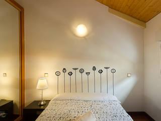 Hotel in stile  di Pedro Brás - Fotógrafo de Interiores e Arquitectura | Hotelaria | Alojamento Local | Imobiliárias