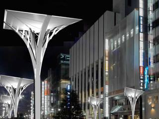 街灯デザイン: 株式会社 武田が手掛けたです。