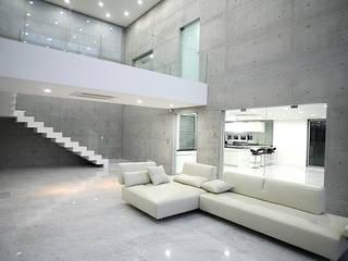 Livings de estilo moderno de 엔디하임 - ndhaim Moderno